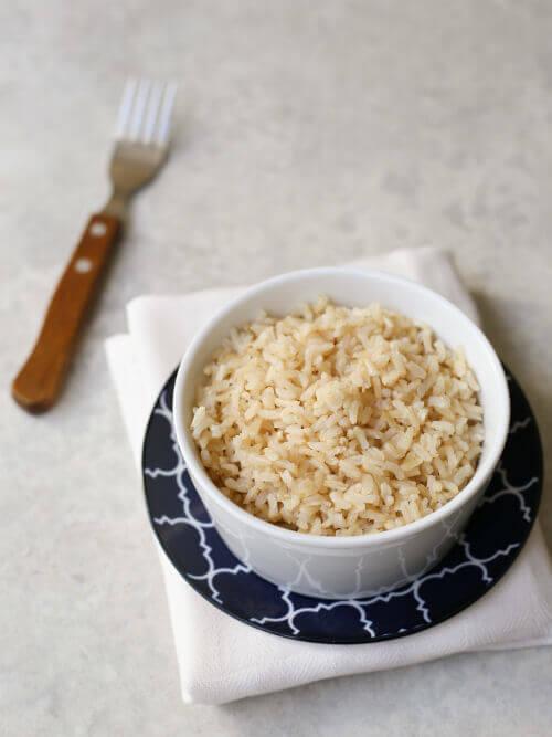 אורז מלא בבלוג כל הדברים הטובים