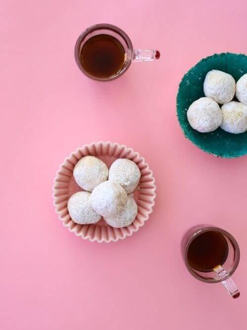 עוגיות שקדים מרציפניות